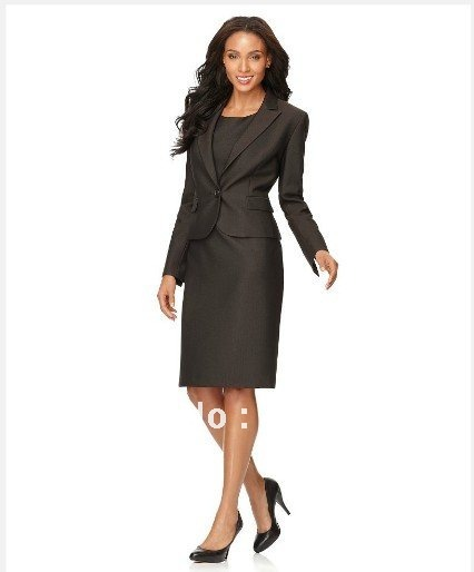 Wholesale-Womens Clothes Women Dresses Tailor Cusotm Women Suit