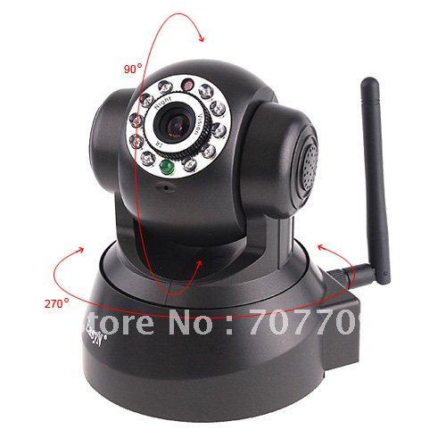 Rede sem fio IR NightVision do sistema de segurança Wifi da câmera de ...