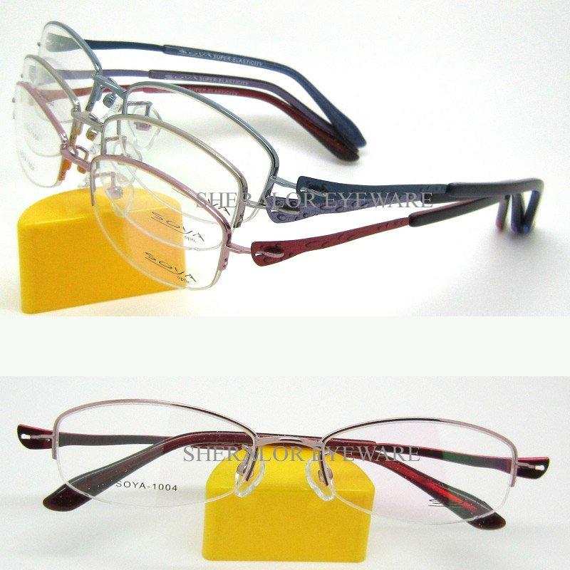 Titanium Eyeglass Frames Cable Temples : EYEGLASSES TEMPLE - EYEGLASSES