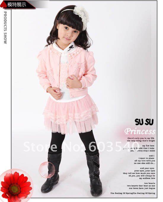 Little girls in skirts Photo 7