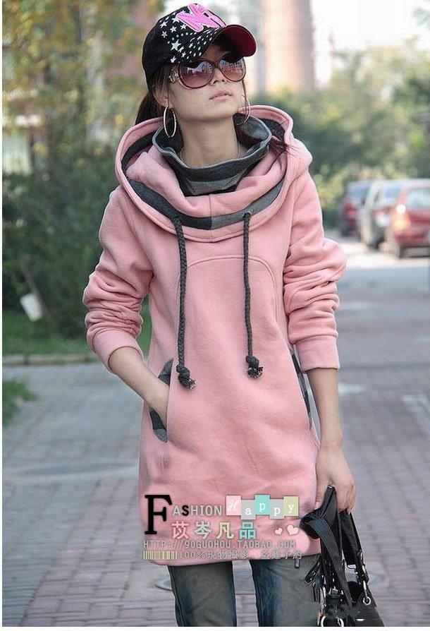 Long Sweatshirts For Women | Fashion Ql
