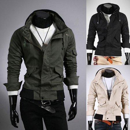 Nice outerwear jackets – Novelties of modern fashion photo blog