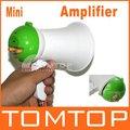 Mini Handheld Amplifier Megaphone Bullhorn Loud Speaker,freeshipping, dropshipping Wholesale