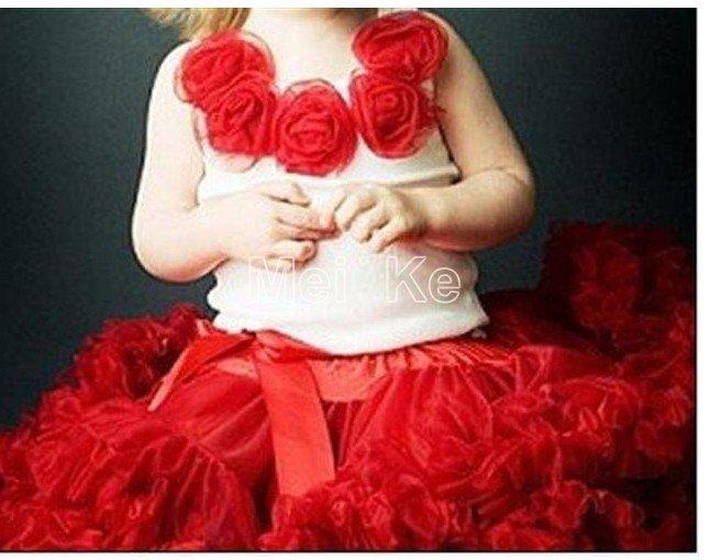Hot selling!3sets/lot. cake t-shirt + skirt set,baby Dress, pettiskirt, tutu Dress, Girls Tutu S ...
