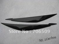 Автомобильная электрика Xcarbon Genuine Headlight Eyebrows Eyelids for 07-08 Suzuki SX4-SHIP WORLDWIDE