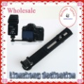 100 pcs Wholesale Black support frame FLASHGUN Flash Hot Shoe Digital DC Camera ARMS Bracket Clearance Price