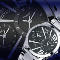 Наручные часы Luxury Watch Men Gold Watch 3161 Stainless Steel Watch Top Brand ESTIA Watch Gift Box EMS/DHL/UPS WEST6012