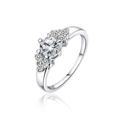 Korean Fashion Style 2011 on 2011 Korean Style Fashion Platinum Plate Ring Jewelry