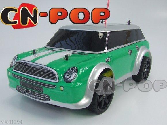RC car New 1/18 mini Electric Radio remote Control 4wd on road car toy