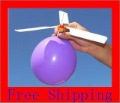 Balloon Helicopter balloon Toy children inflatable toys self-combined Balloon Helicopter