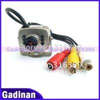 Black 24 IR Leds 3.6mm Lens 420TVL Surveillance Vandal Color IR Indoor CCTV Security Camera