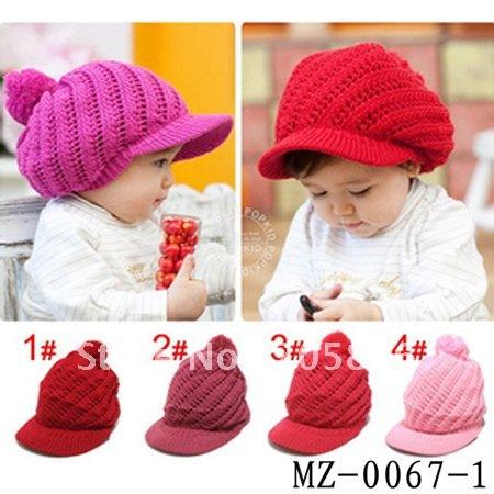 Peaked Cap Knitting Pattern : PEAKED CAP CROCHET PATTERNS   Free Crochet Patterns