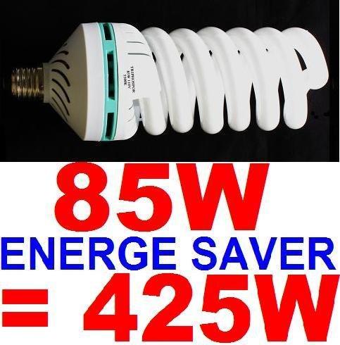85 watt fluorescent bulb