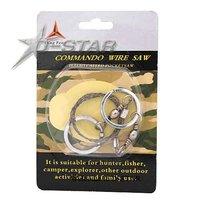 Товары для спорта 12pcs Mini TIMBERLINE EDC Stainless Survival Tool with Knife Bottle Opener+ Plastic Holster Key Ring