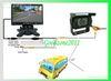 """Free shipping 1sets/Lot New CAR REAR VIEW KIT 7"""" LCD MONITOR+ IR REVERSING CAMERA"""