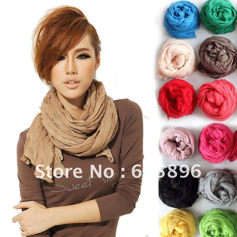 Free shipping 2011 new Autumn/Winter women's scarf/ fashion ...