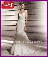 "Свадебные перчатки white Brand New Chic 12"" Fingerless Pearl Wedding Party Satin Bridal Gloves"