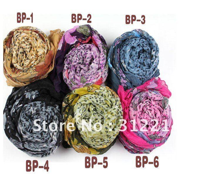 WHOLESALE SCARF2012 fashion cotton head crochet scarf for womenany  Cotton Head Scarves Women