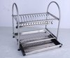 high quality Stainless Steel Dish Rack, Cutlery Holder, Dish Drainer Holder, Kitchen Rack, N.W 2KG more