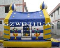 Надувные батуты и бассейны Manzhou mzbc-12A-5x5x4