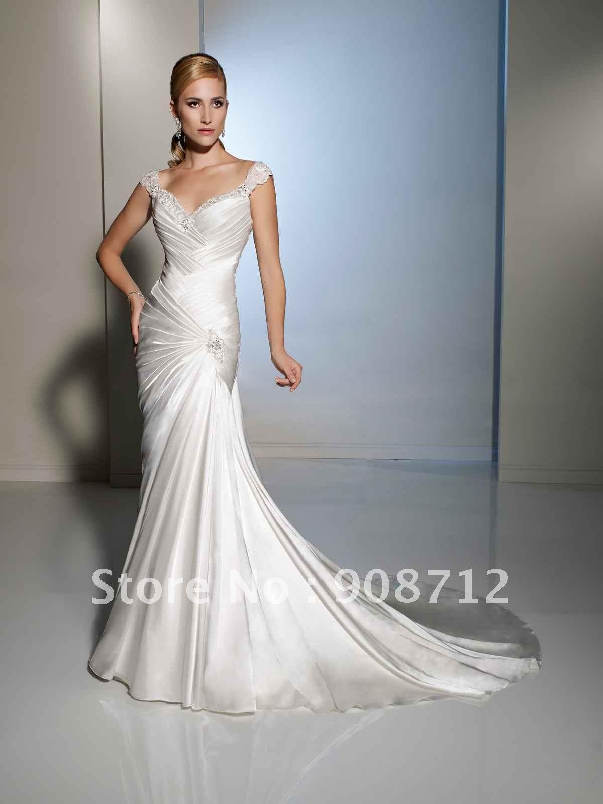 Designer Wedding Dresses With Sleeves 81