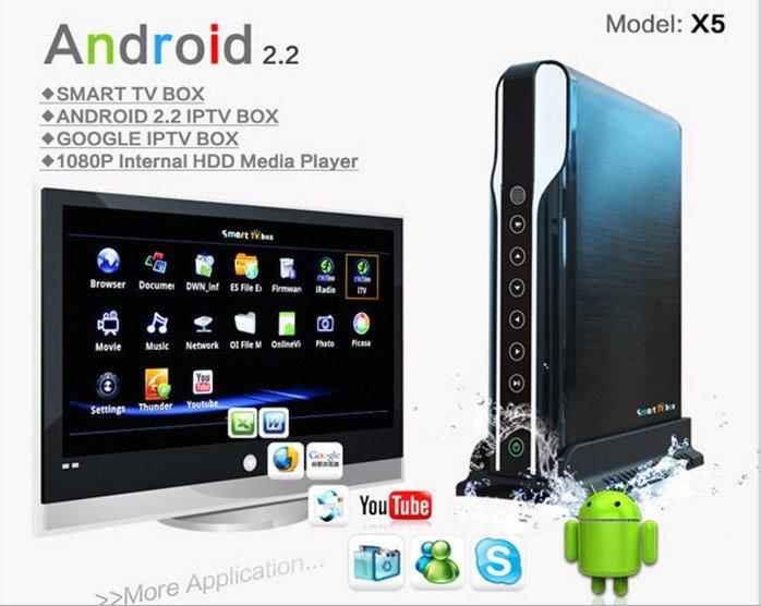 Android 2.2 Видеоплеер