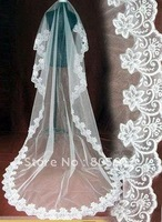 Wholesale-Free shipping !! best selling !Stock white&ivory  wedding Dress/prom gown Size6-8-10-12-14-16  back lace-up ZC01