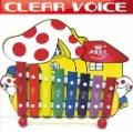 Educational percussion instrument toy:Vibraphone,8 tones Aluminium harp.Cartoon mushrooms background.