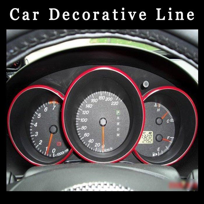 2017 car decoration line diy auto car interior exterior decoration moulding trim strip line. Black Bedroom Furniture Sets. Home Design Ideas