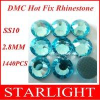 Стразы для одежды Star DMC & AB SS10, mail , 1440  ss6,ss10,ss16,ss20,ss30,ss34