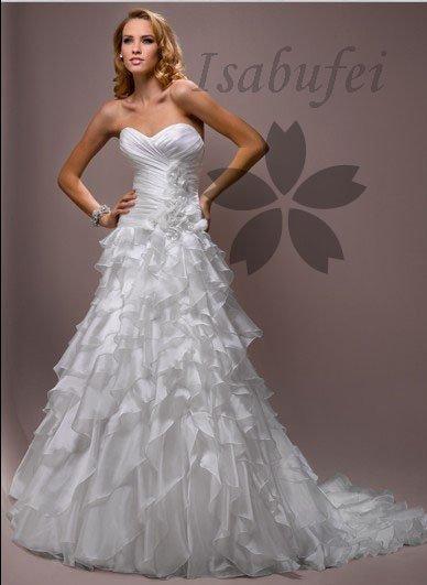 wedding dress style ISA04