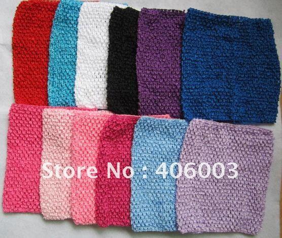 CROCHET PATTERN TUBE – Crochet Club