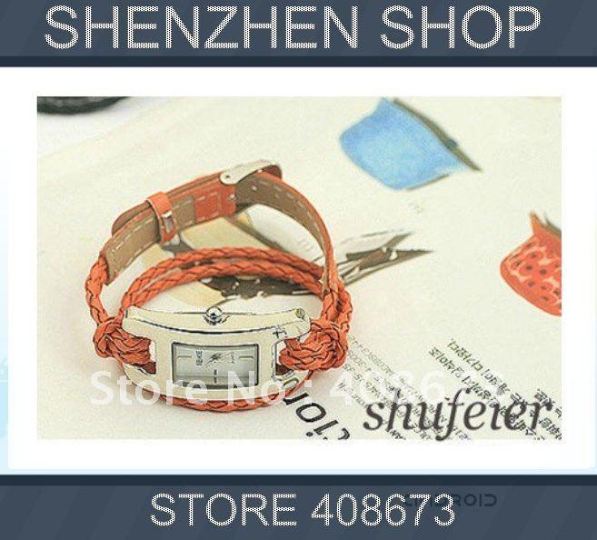 Plastic Fashion Quartz wrist swatch Watches for women