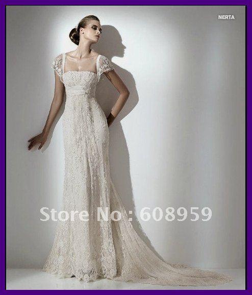 discount beach wedding dresses