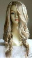 Парик New Brown Fashion Pear Flowers Head Wig