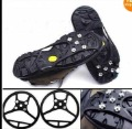 ANTI-SLIP ICE SNOW SHOE GRIPS GRIPPERS SPIKES CRAMPONS CLEATS/SNOW TRACTION AID 5IG30pairs
