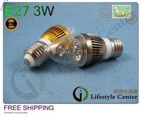 LIFESTYLE 5W E27 high power LED Bulb, 500Lm warm white/cool white AC85-265V, Best price
