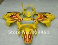ABS Motorcycle Fairings kit For Honda VFR800 98-01 1998 1999 2000 2001