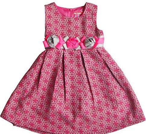 wholesale 10pcslot girls fashion flower princess dress