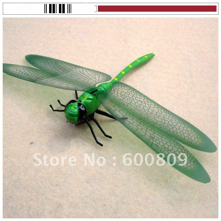 13 9CM big size Simulation Dragonfly Fridge Magnet Wedding Decorations