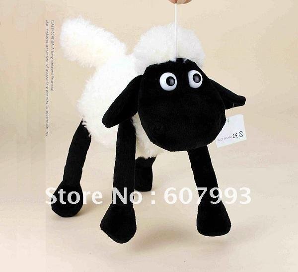 Wholesale Soft Plush Shaun The Sheep Cute Plush Dolls Toy stuffed toy