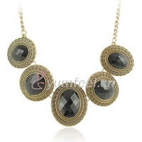 Колье-ошейник Fashion Jewelry Necklace/Black Choker Necklace 12pcs/lot
