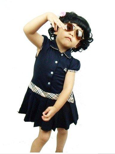 Wholesale 10pcs/lot Fashion Baby /Girl/KIds/Summer dress Cool Girls Sports ...