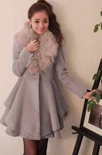 Long Fur Coats For Women