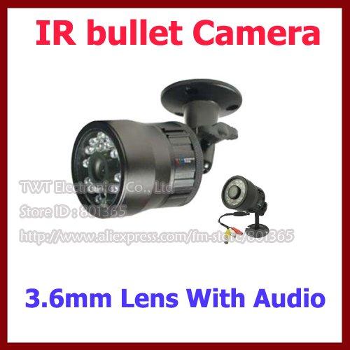 Calcul de la bande passante et de l'espace de stockage pour CCTV