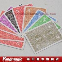 Игрушка для фокусов Fast Card Printing/card magic sets/magic tricks/magic props/as seen on tv/ by CPAM-5pcs/lot