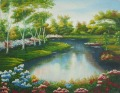 "Scenery canvas oil paintings,amazing home decoration,100% handmade,retail and wholesale,FREE shipping,quality guarantee,20""*24"""