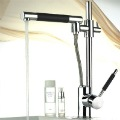Free shiping Pull out basin kitchen faucet mixer tap