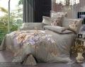 Hot Fashion New Beautiful 100% Cotton 4pc Doona Duvet QUILT Cover Set bedding set Queen/ King size Flower Fairies