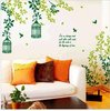 wall sticker,pure and fresh style,Wall paster/room sticker ,wall poster.,background tree Free Shipping,Z070